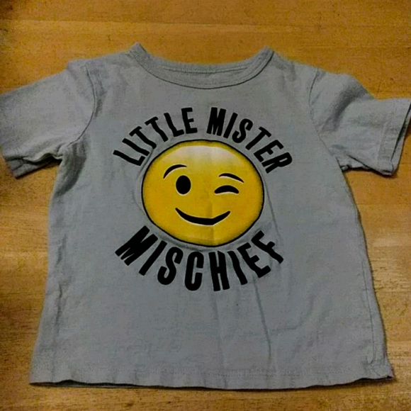 Toddler Boy Assorted Tee Size 3T